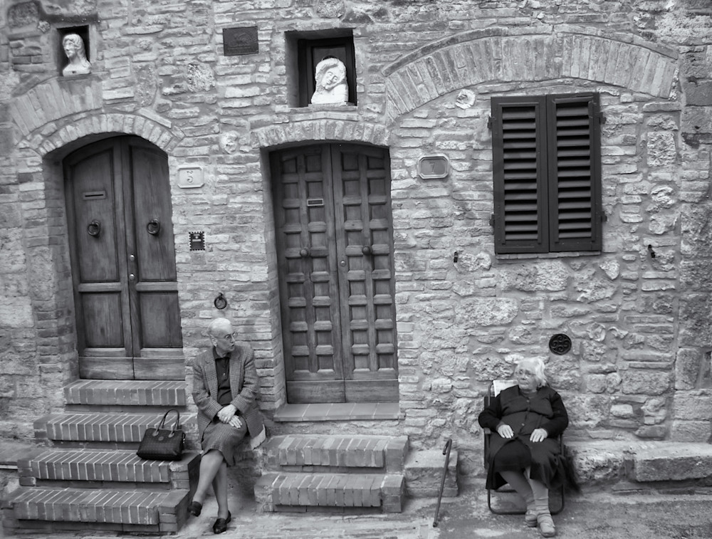 """""Neighbors"" -  Italy"