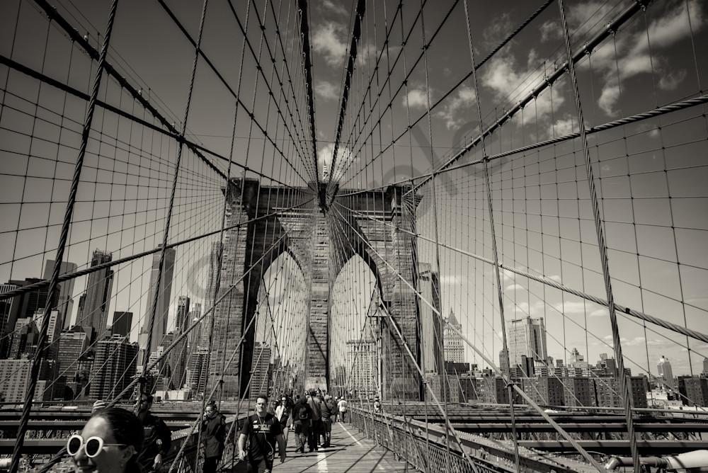 Brooklyn Bridge   New York Photography Art | Namaste Photography