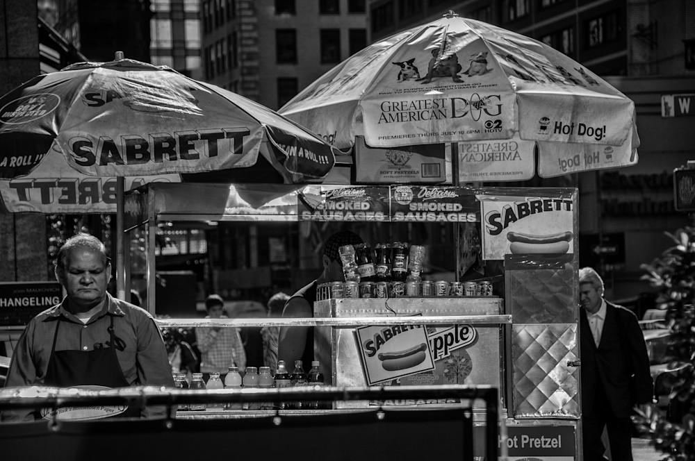 Mid-town Manhattan- NYC