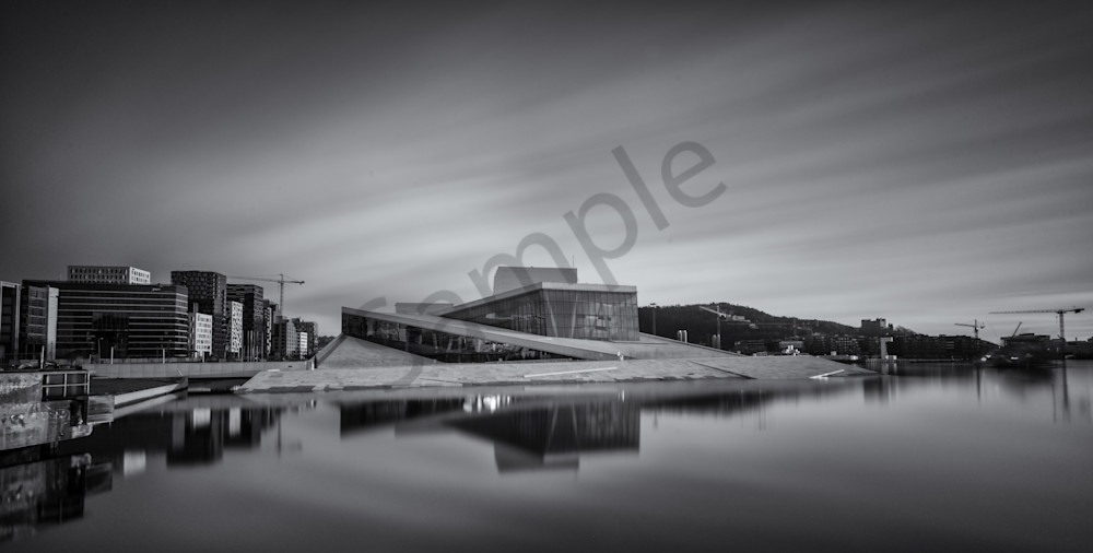 Opera House   Oslo, Norway Photography Art | Namaste Photography