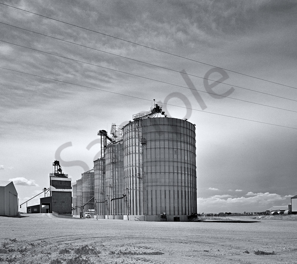 Six Silos - South Dakota