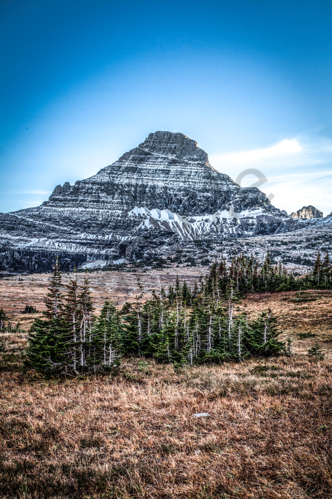 Rocky Mountain Peak:  Landcape Photography by Shane O'Donnell
