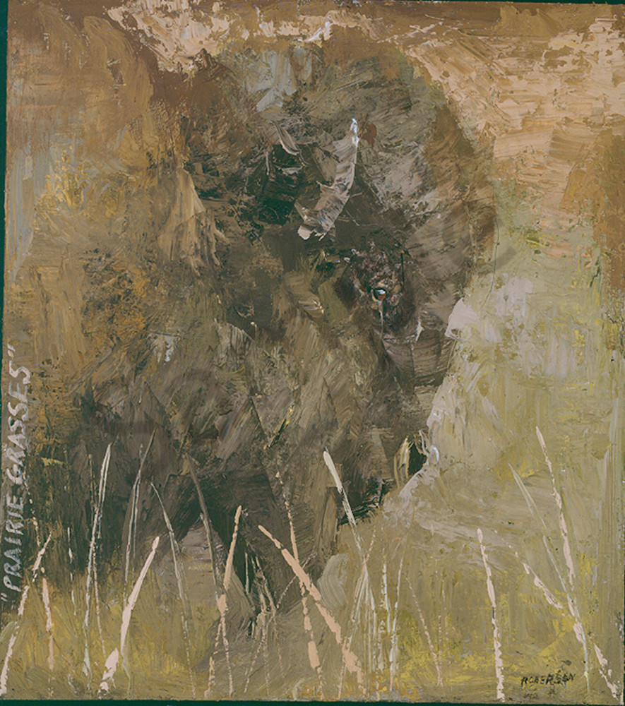 Prairie Grasses Art | Mary Roberson