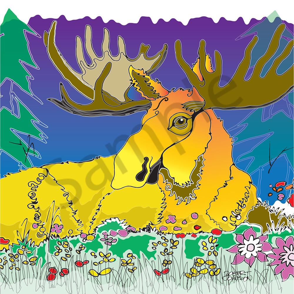 Mr Moose by Robert Johnson