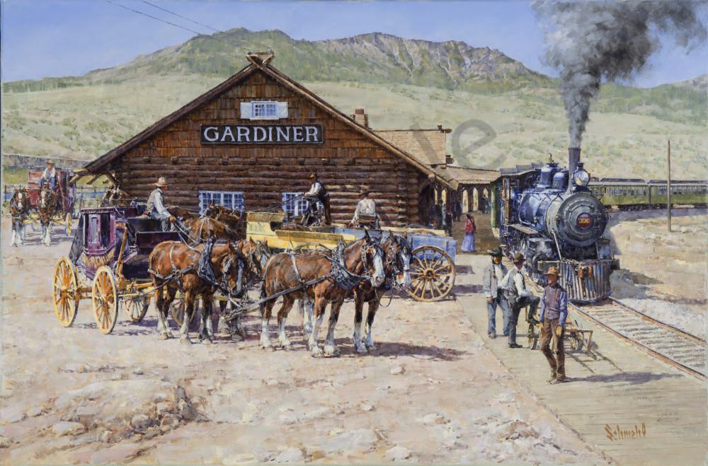 Gateway To Yellowstone