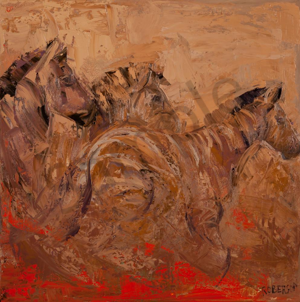 Serengeti Dream Art | Mary Roberson
