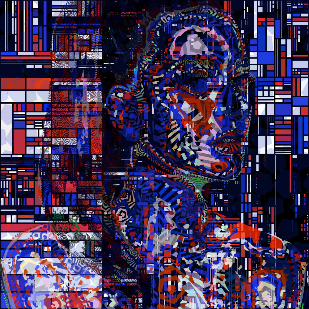 Katy Perry Wall Art | Original Abstract Art, originals & Prints | BrillianceGallery.com. Posters, Art Prints, Framed Art, Canvas by Peter McClard.