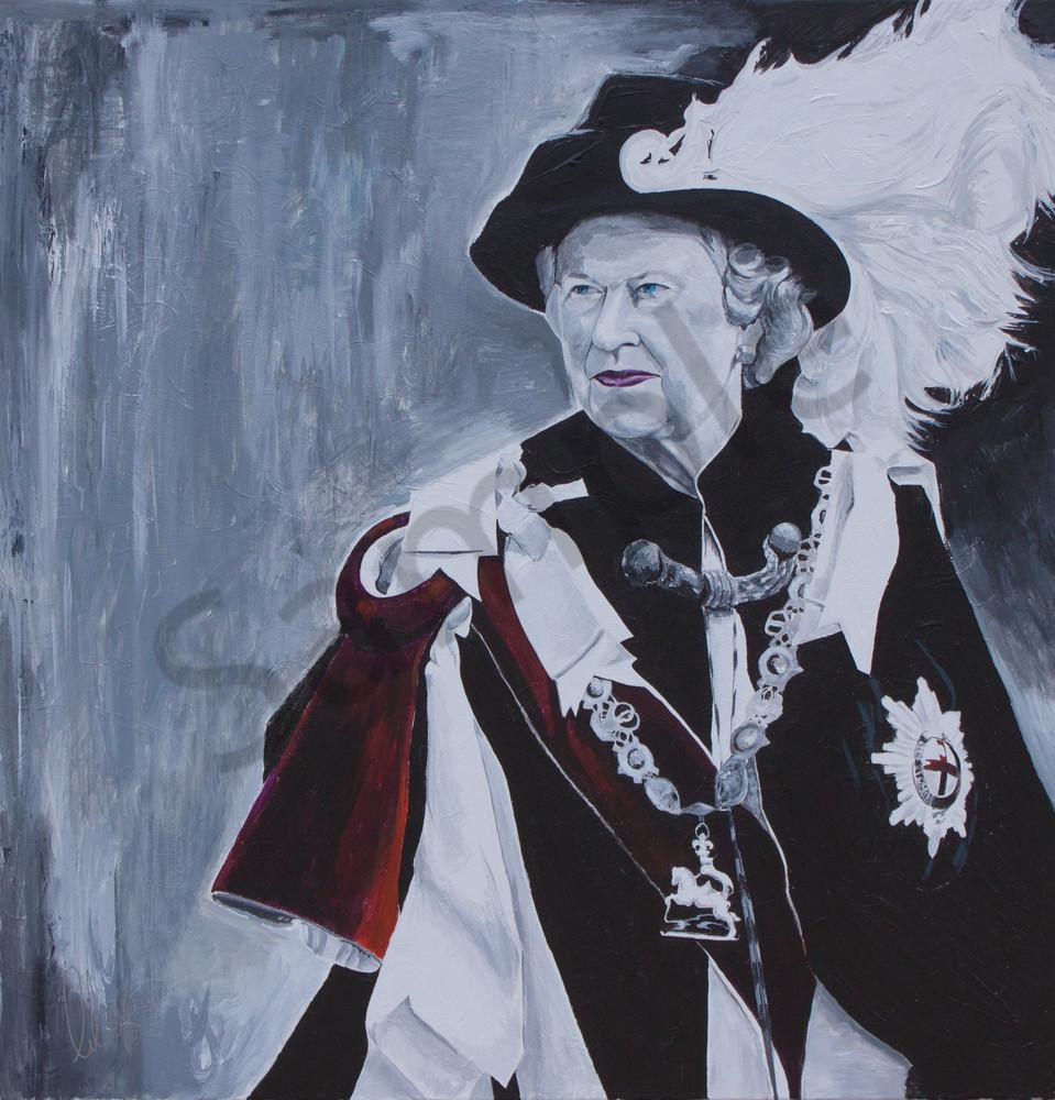 Queen Elizabeth II - The Monarchy SG