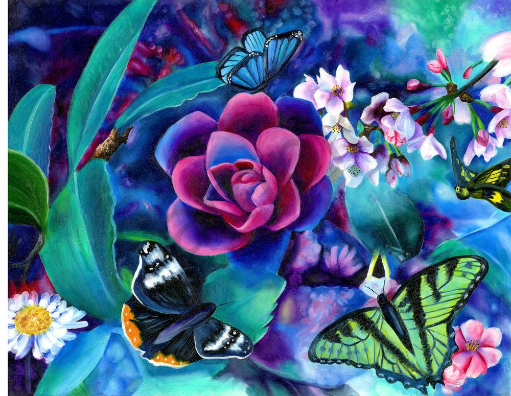 """Spirit Song"" by Katharine Ward   Prophetics Gallery"