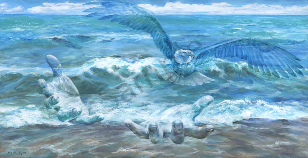 """Release The Spirit's Power"" by Melani Pyke | Prophetics Gallery"