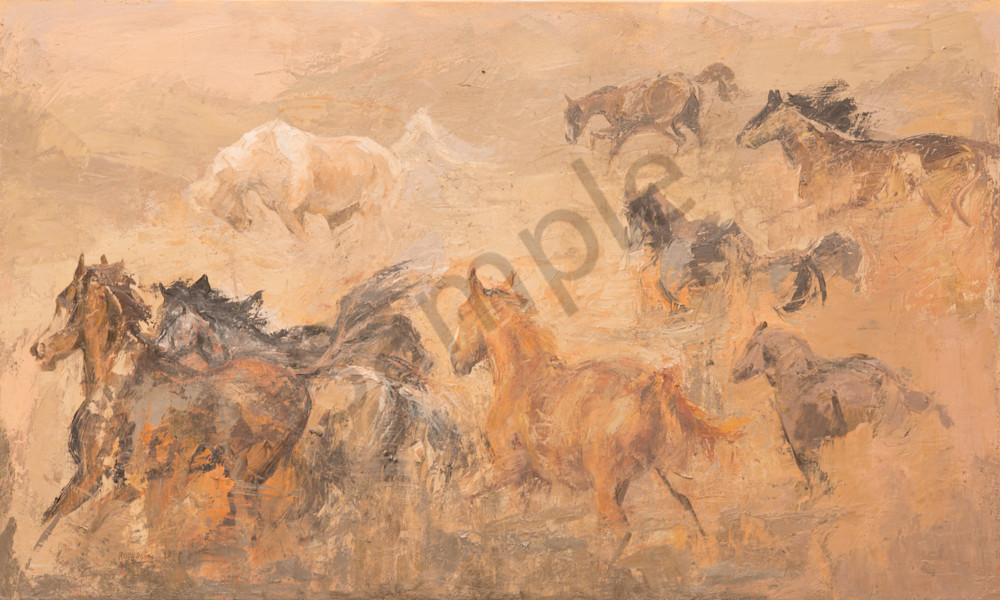 Kindred Spirits No.2 Art   Mary Roberson