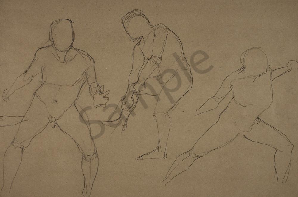 Gestures 2 Art | Warfield Art and Design