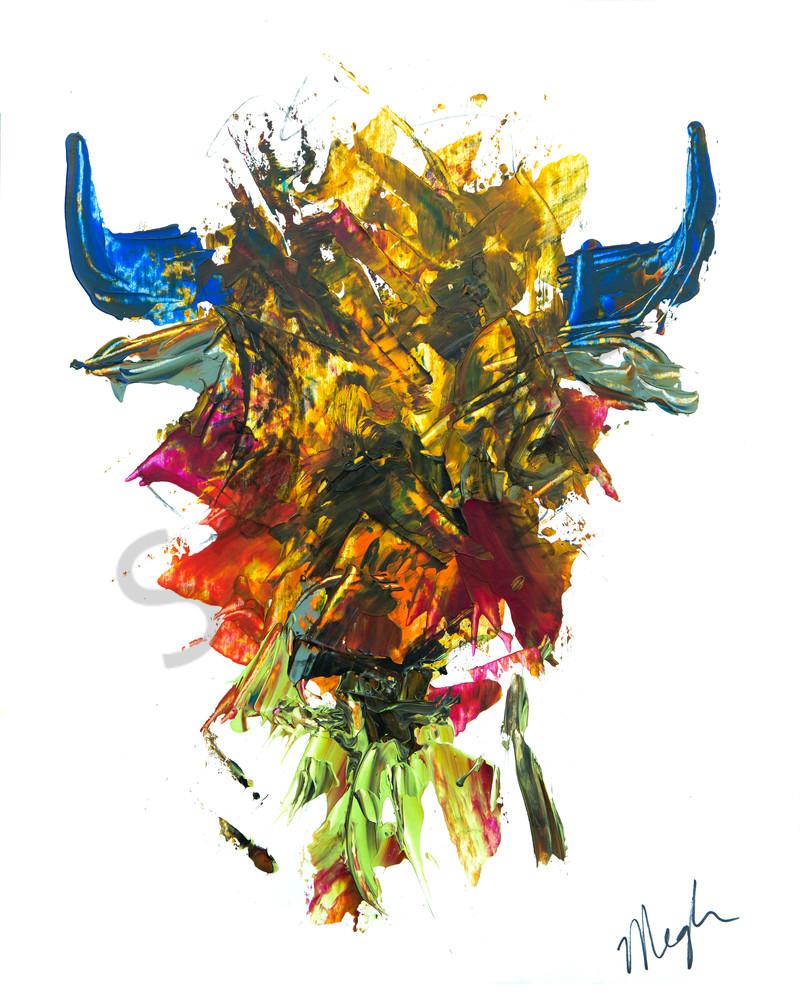 Bluehorn / Bison