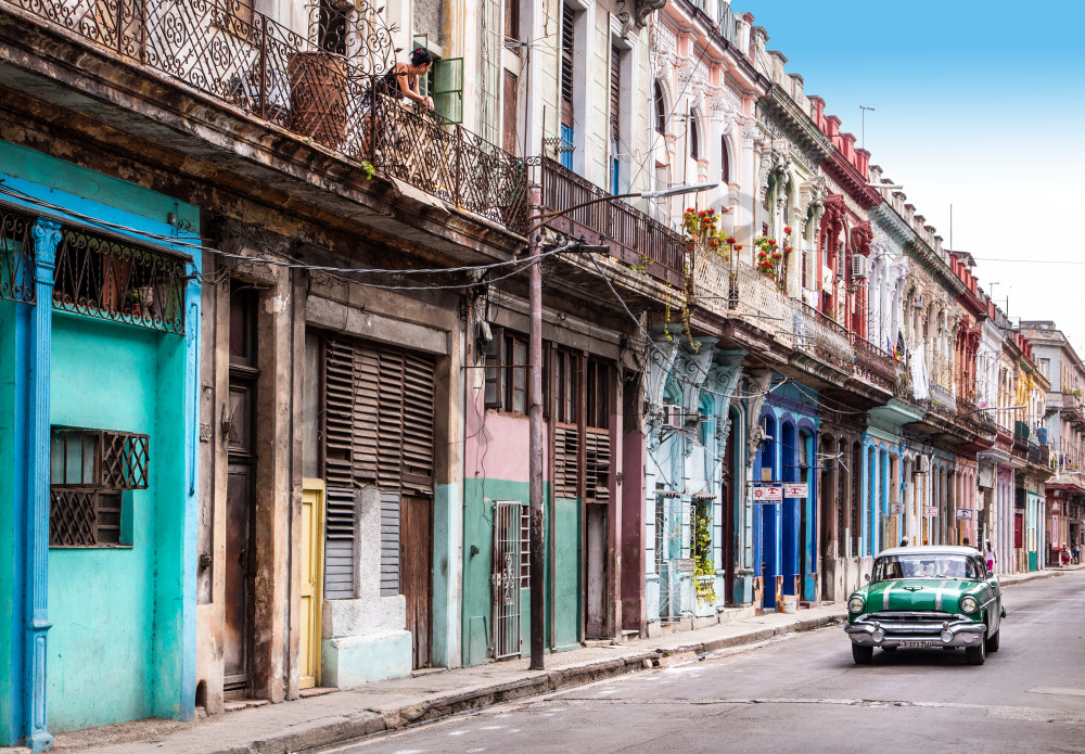 Colors of Cuba:  ...the travel photography of Shane O'Donnell