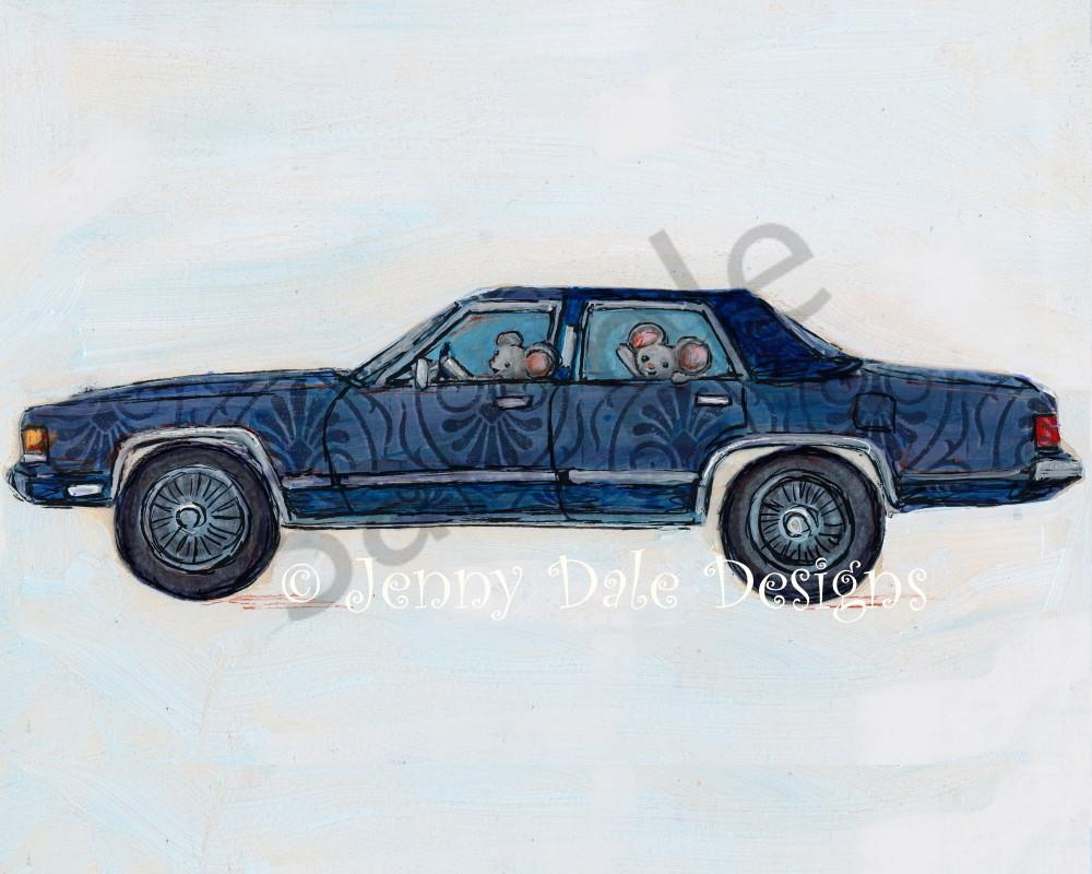 The Blue Mercury
