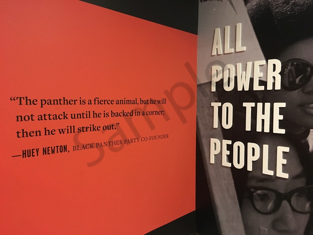 All Power To The People for Sale as Fine Art Print
