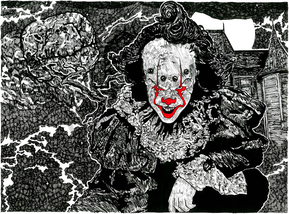 Pennywise and Maturin
