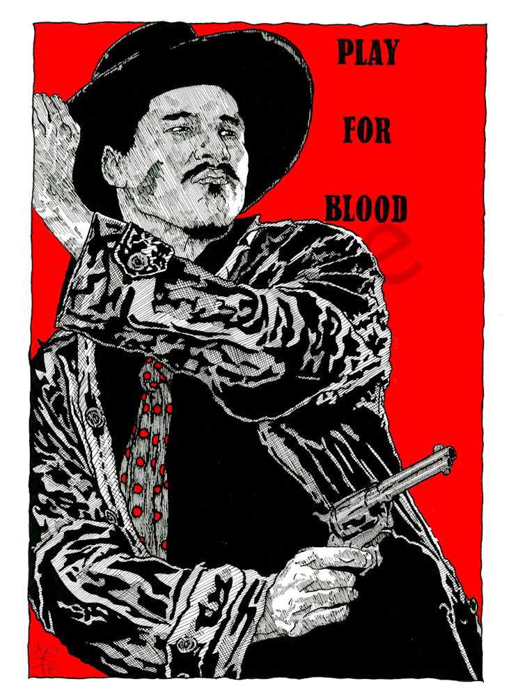 Tombstone's Doc Holliday