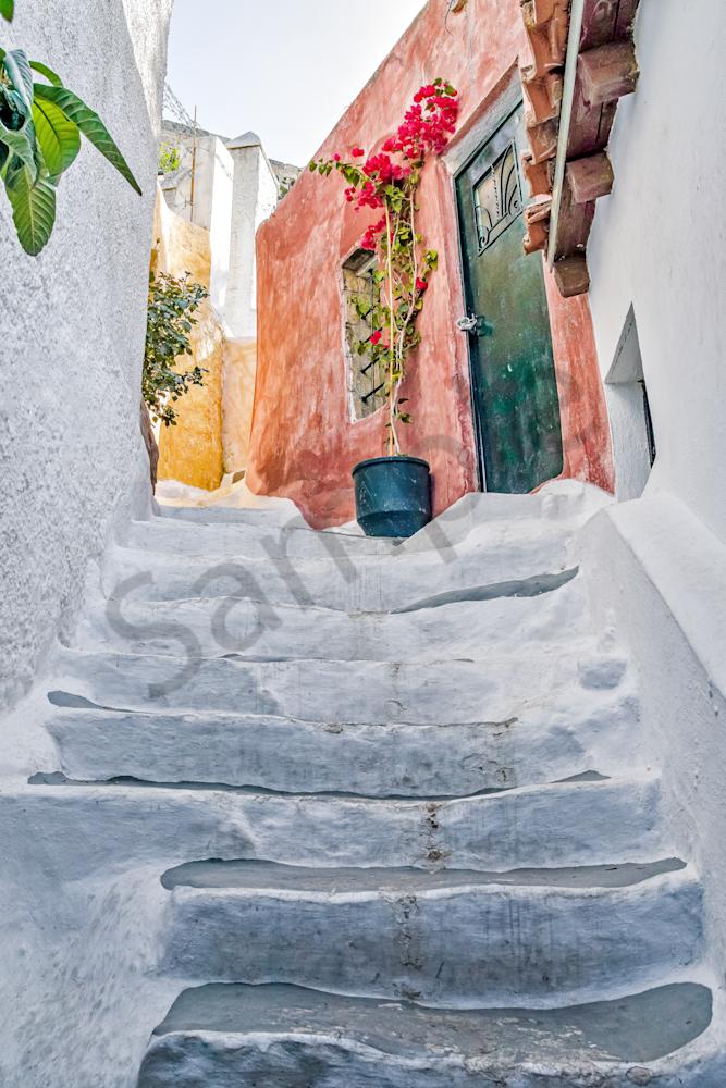 Acropolis hill, Athens, Plaka, Old Neighborhood