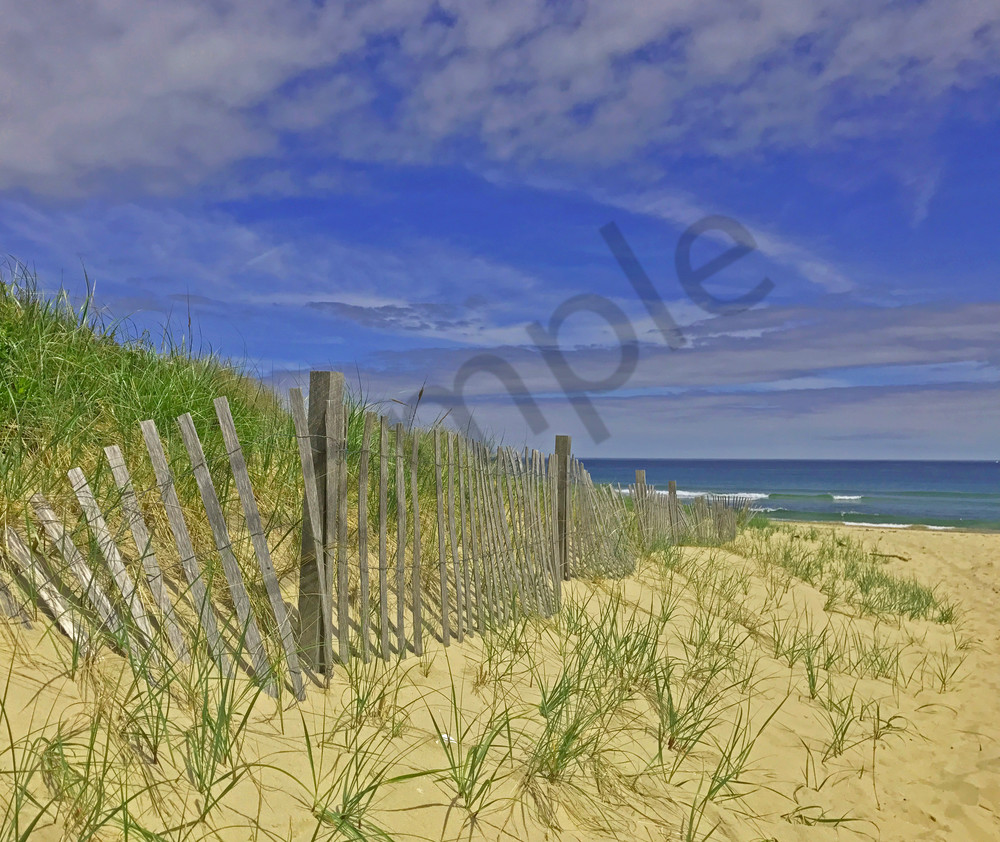 Follow That Fence|Fine Art Photography by Todd Breitling