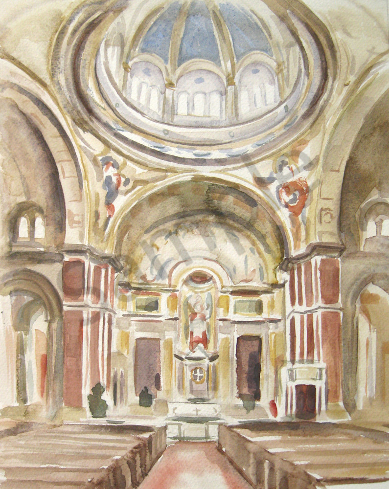 Prints of Saint Matthew's Cathedral Washington DC