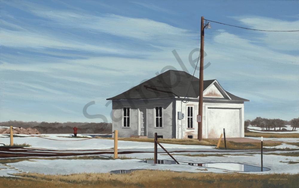 Colorado Reflections   Original Oil Painting   Fine Art Print