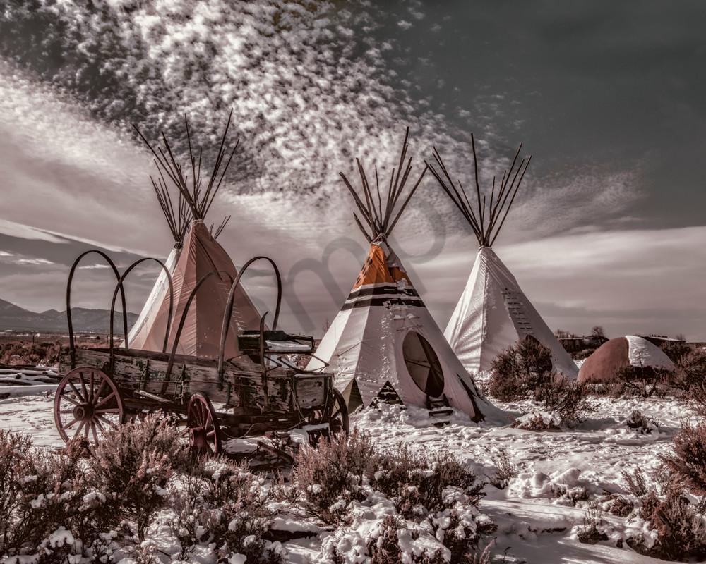 Taos Drumming