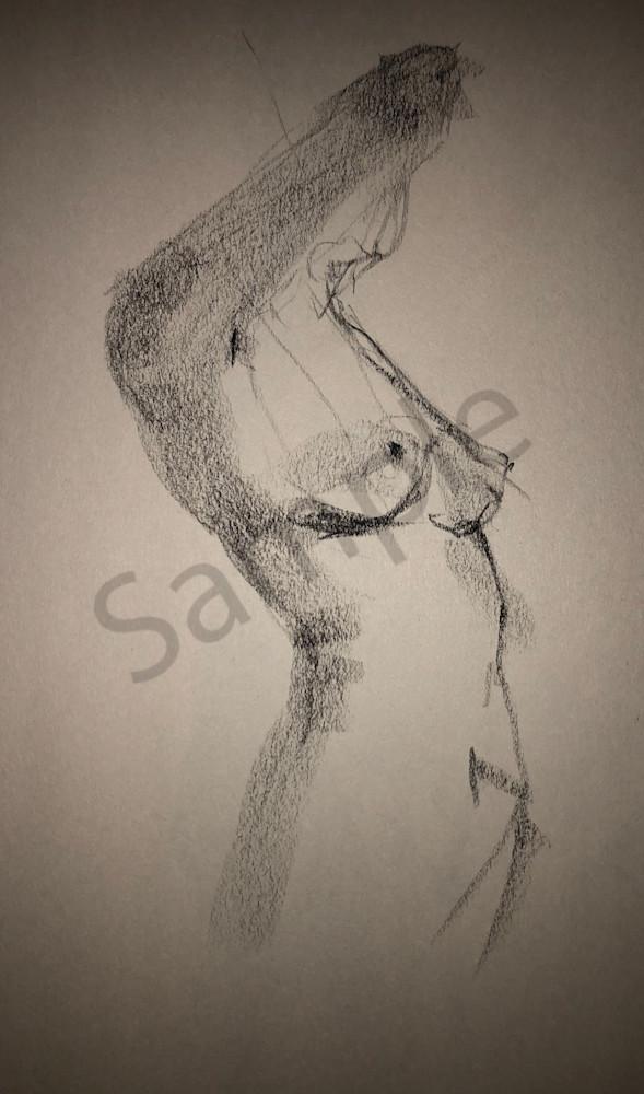 Kelly Bandalos / Figure Sketch 1052
