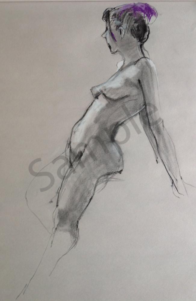 Kelly Bandalos / Figure Sketch 1060