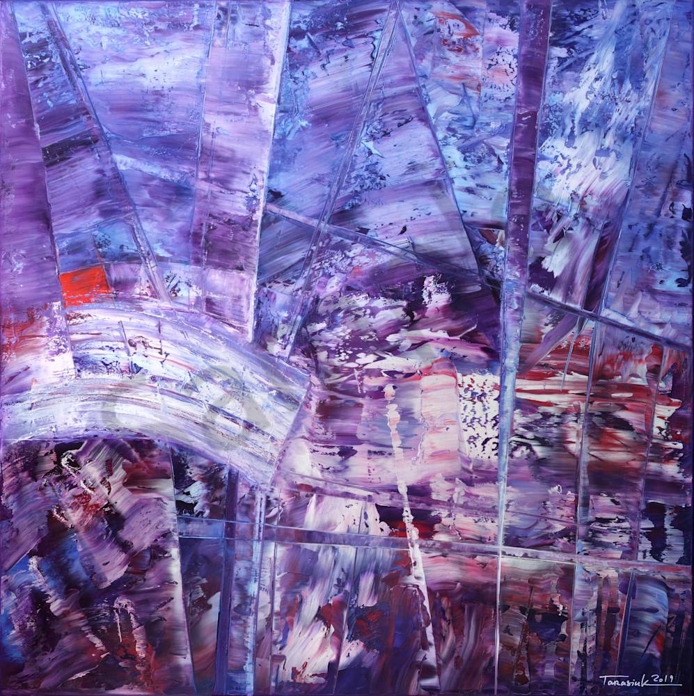 """Deep Calls Unto Deep"" by Ukraine Artist Anatolii Tarasiuk | Prophetics Gallery"