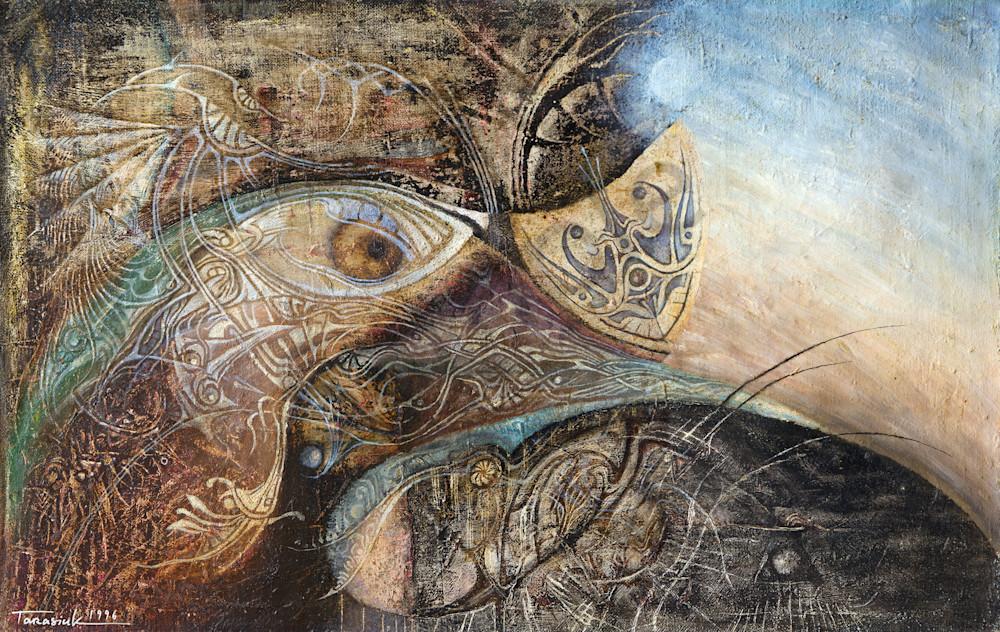 """The Wisdom Of God"" by Ukraine Artist Anatolii Tarasiuk   Prophetics Gallery"
