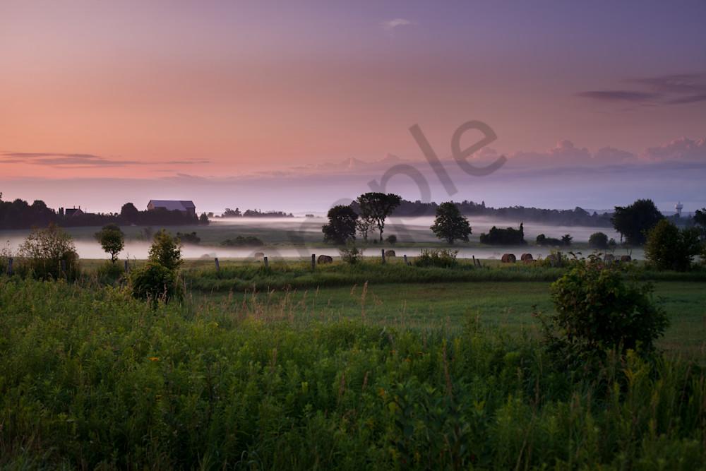 Sunrise And Mist 5443 Photography Art   Sage & Balm Photography