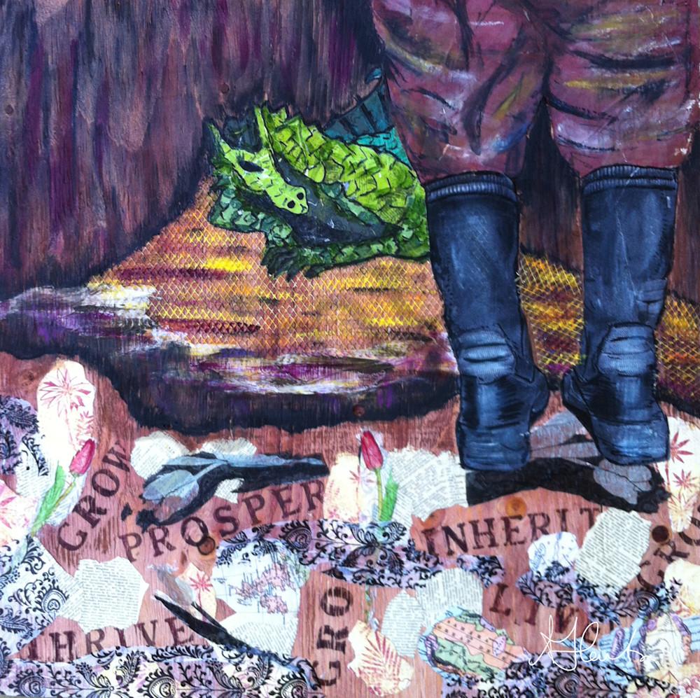 """Legacy"" by South African artist Jill Lawton   Prophetics Gallery"