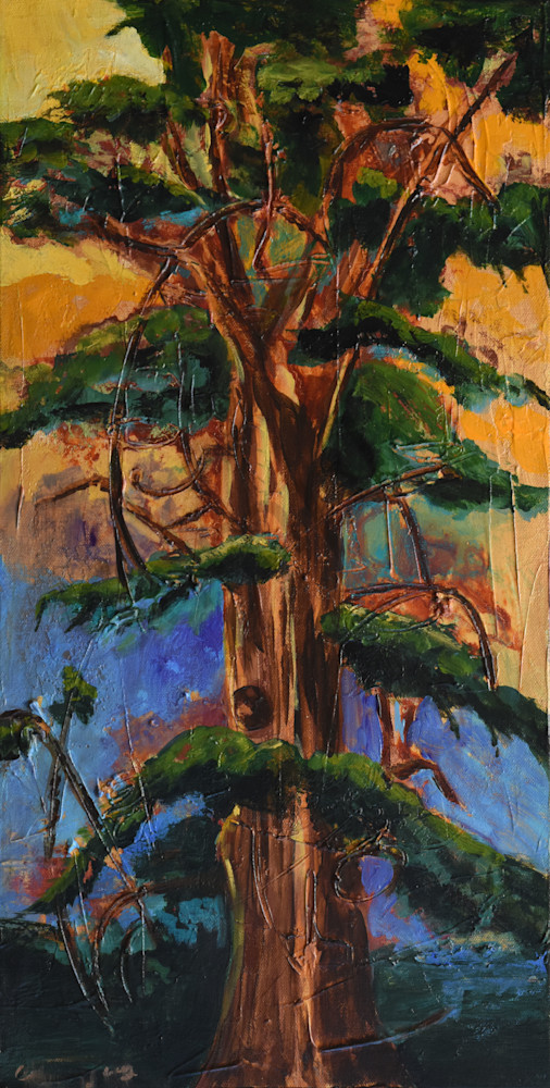 Ancestral Tree Art | Connie Rodriguez Fine Art