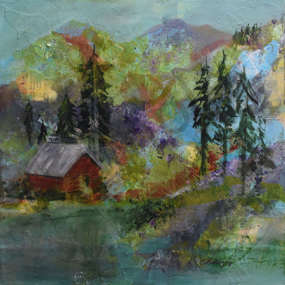 In Back Of The Beyond Art   Connie Rodriguez Fine Art