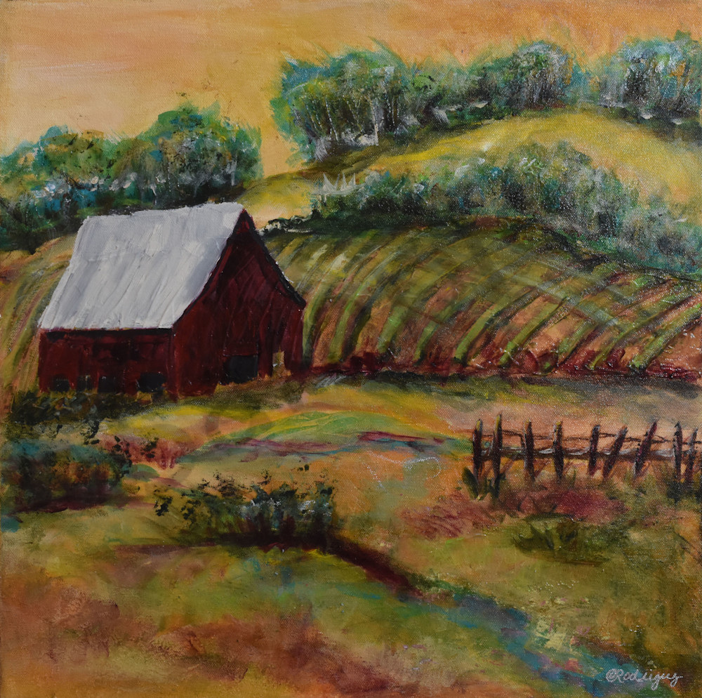Bella Vista Art | Connie Rodriguez Fine Art