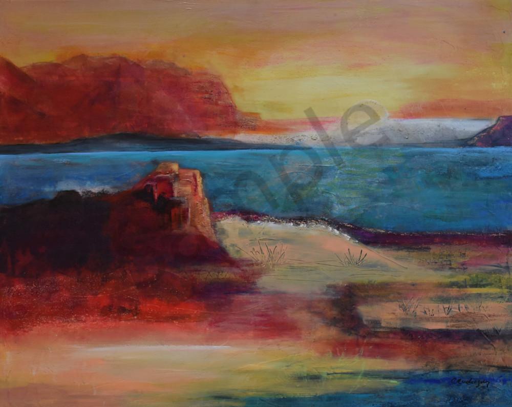 Sunrise At Lake Powell 2 Art   Connie Rodriguez Fine Art