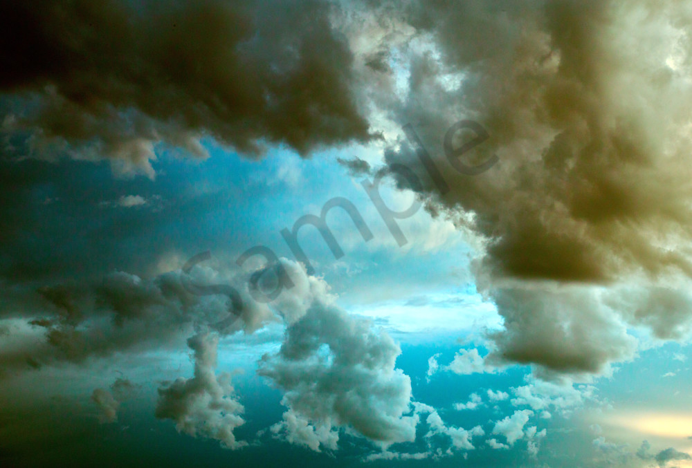 Denver July Sky|Fine Art Photography by Todd Breitling