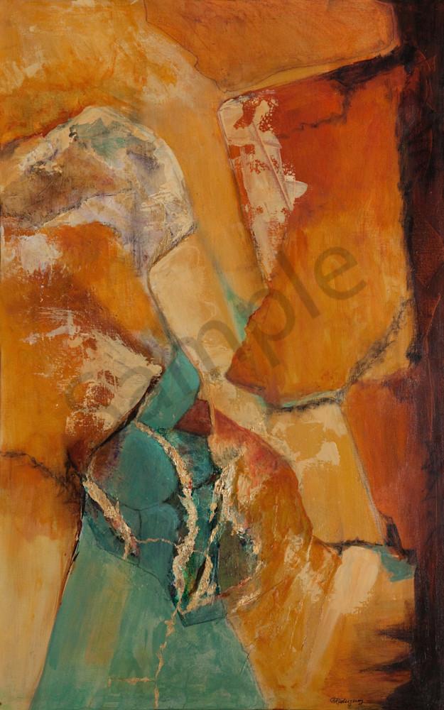 What Lies Beneath Art | Connie Rodriguez Fine Art