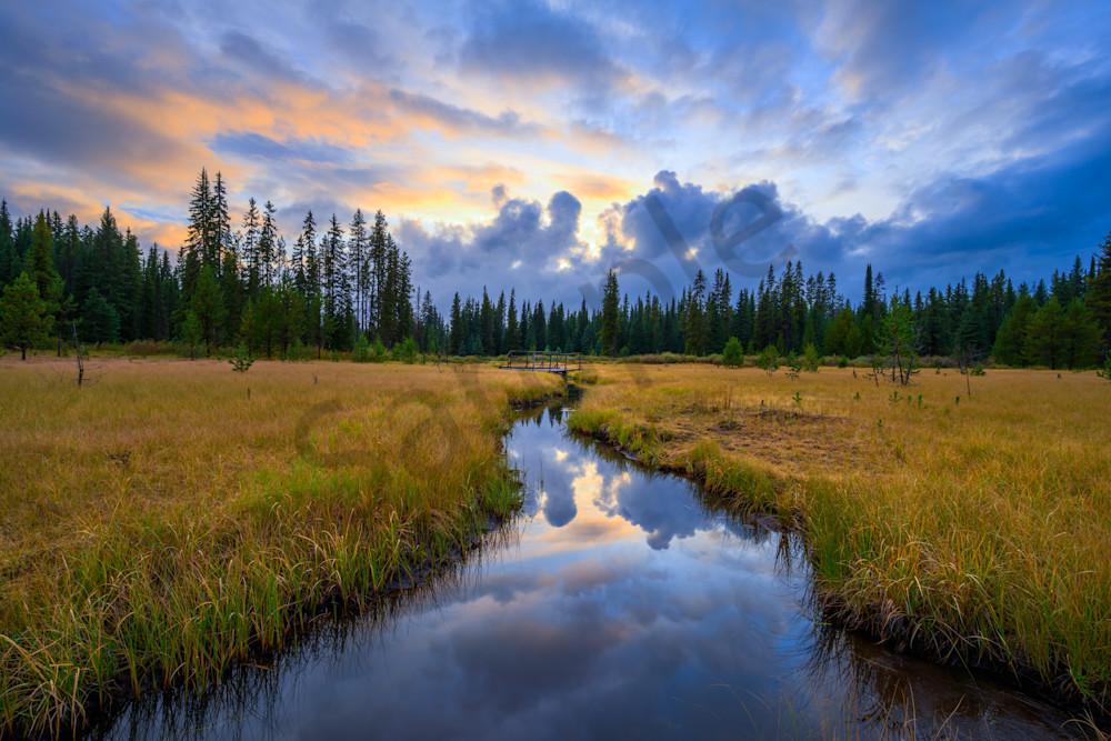 Mud Lake Photography Art | Kokanee Camera and Nelson Fine Art Printing