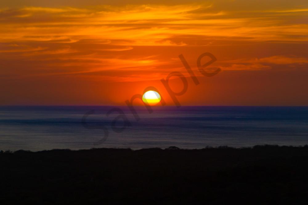 Nosara Sunset 001