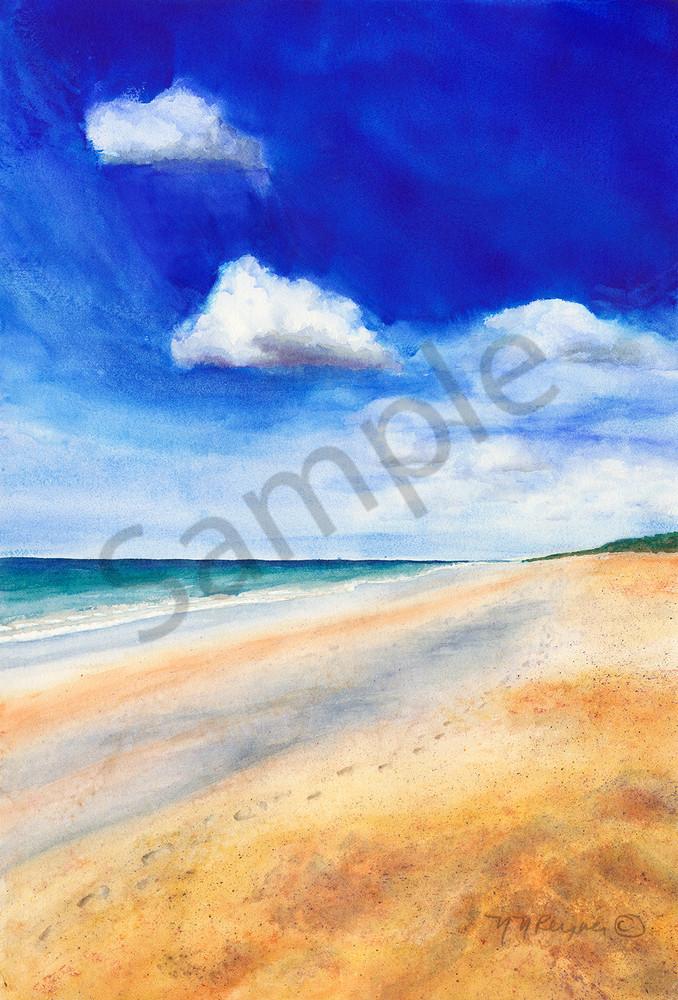 Cinnamon Beach Art for Sale