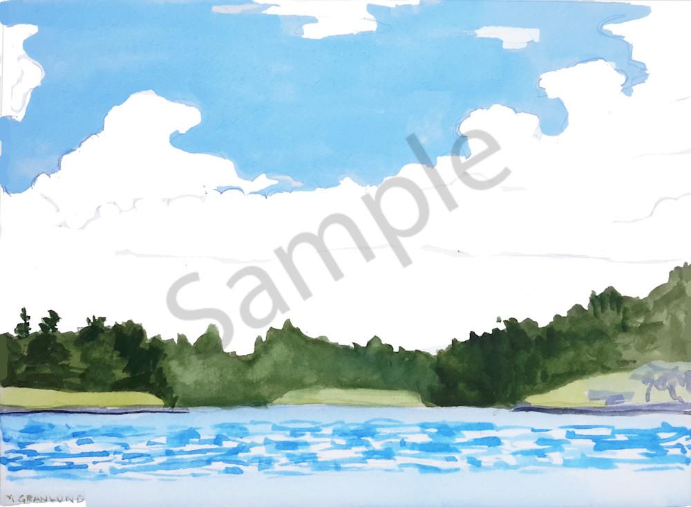 Lake Day by Mark Granlund