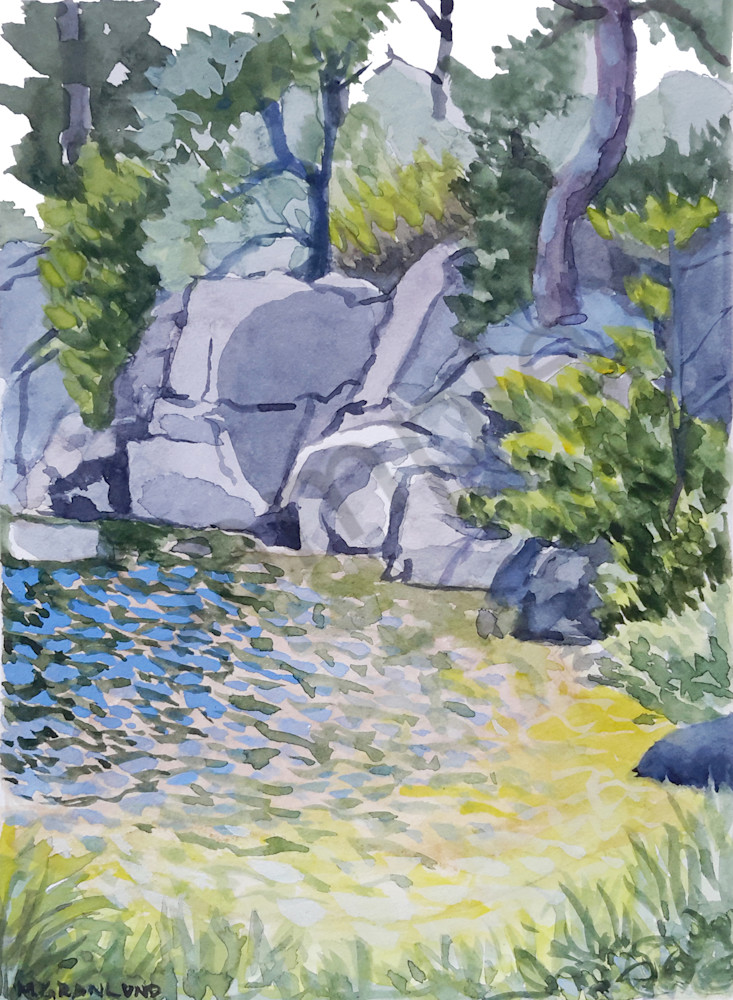 Rocky Cove by Mark Granlund
