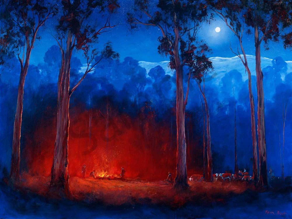 Yarning the Night Away