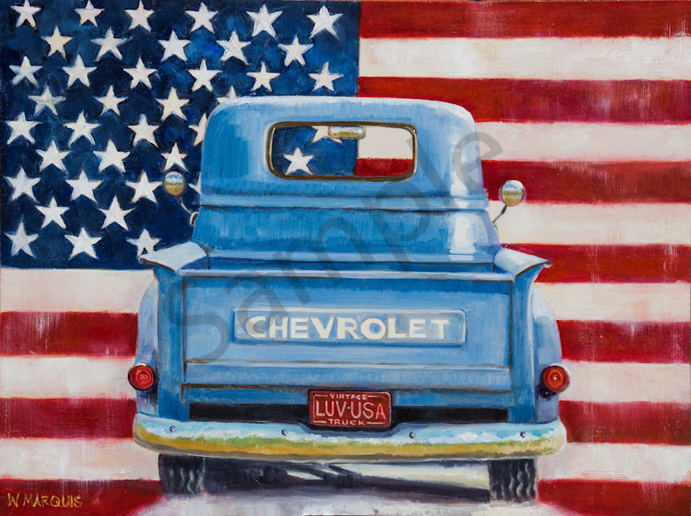 Americana Chevy