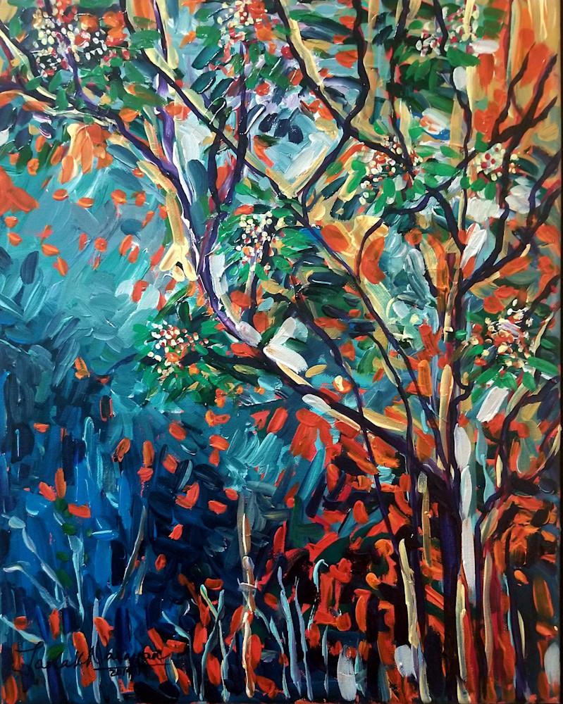 Cadmium  Art | Janak Narayan Fine Art