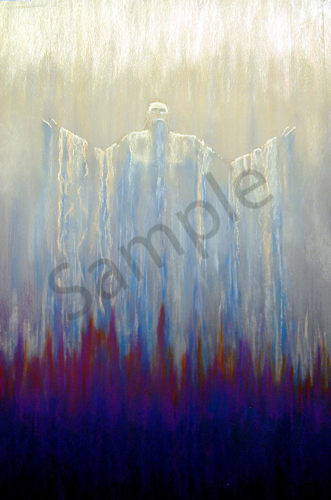 """""""Father Of Lights"""" by Maine Artist Kevin Moffatt   Prophetics Gallery"""
