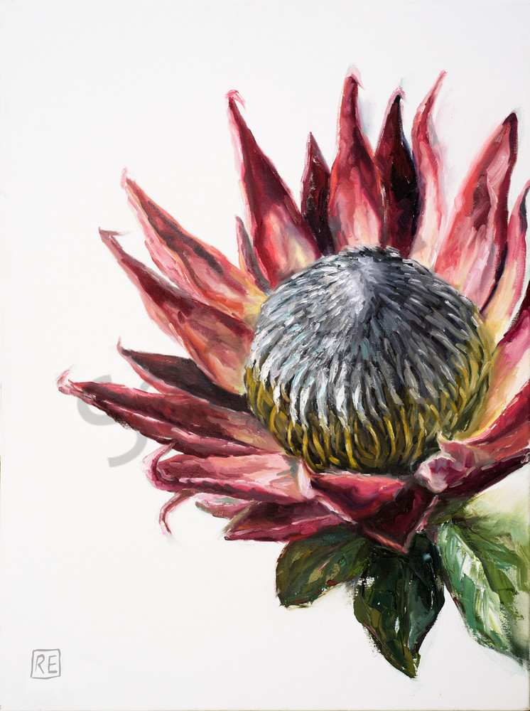 """Steadfast"" by South African Artist Ronel Eksteen | Prophetics Gallery"