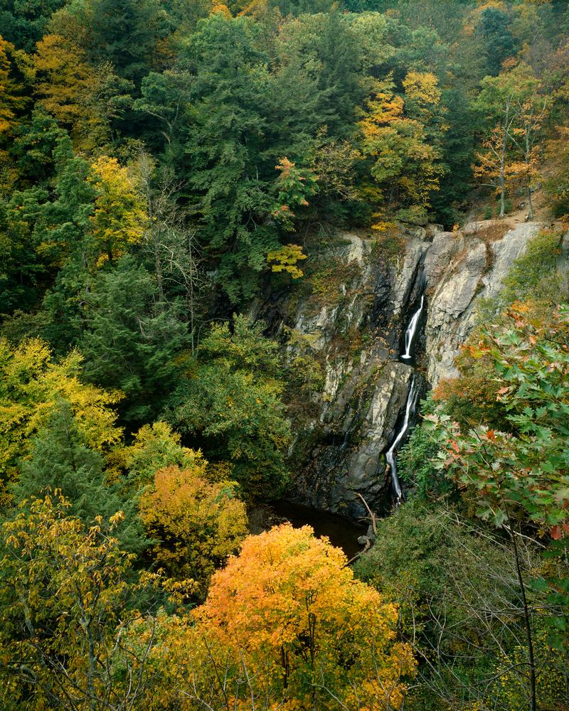 Fine Art Print | South River Falls Autumn